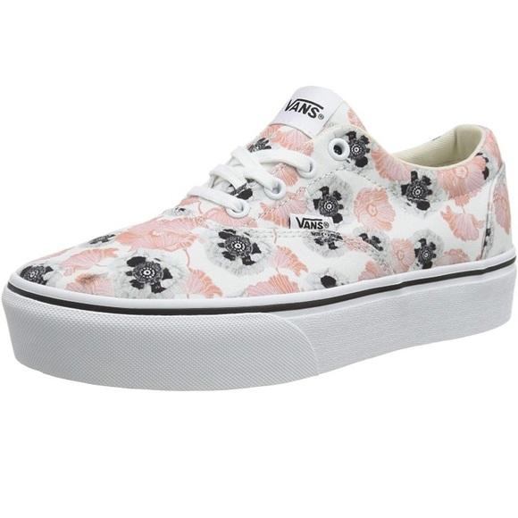 Nwt Vans Dohney platform shoes